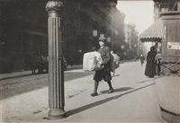 delivery boy by lewis wickes hine