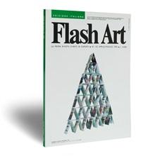 flash art strategie by maurizio cattelan