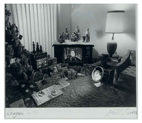 reagan on tv by bill owens