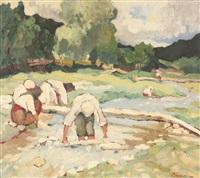 la nălbit (pe valea almașului) by aurel baesu