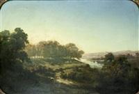 paesaggio by giuseppe camino