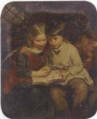 the reading lesson by john thomas peele