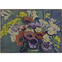 spring flowers by margaret jordan patterson