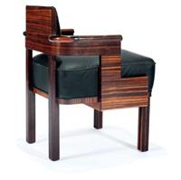 rare armchair by k.e.m. weber
