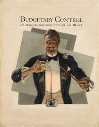 budgetary control by rico tomaso