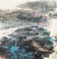 春风春水江南 by luo jianzhao