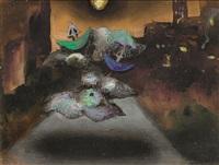 image of modern evil by albert lee tucker