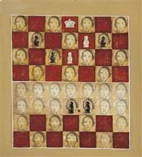 peón mueve adelante otro juego jaque al rey by ana fabry