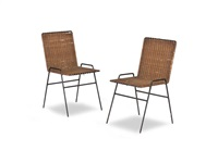 chairs (set of 5) by sir terence conran