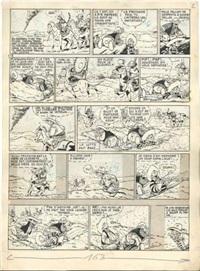 rouletabosse (65 works for rouletabosse et le tigre de la sierra) by marijac