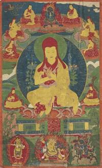 sakya pandita kunga gyaltsen by anonymous-tibetan (18)