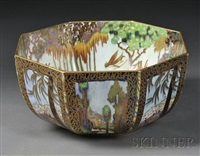 fairyland bowl by wedgwood
