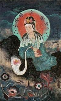 观音 by huang yihan