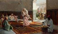 danza de los velos by enrique simonet lombardo