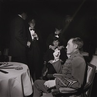 hungarian debutant ball (from the social graces series) by larry fink