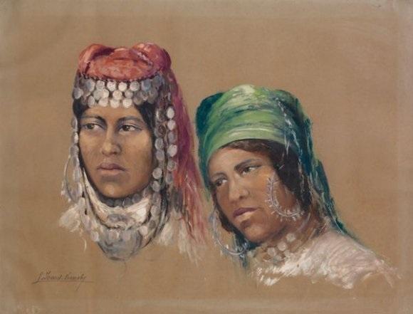 jeunes algériennes by lucette jeard vernet