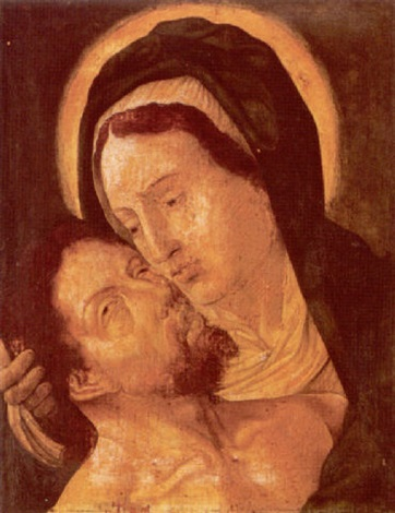the pietà by hispano flemish school 17
