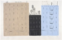 blocks of flats n°2 by francois avril