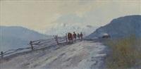 il sentiero by ferruccio rontini