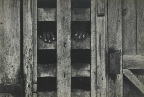 10 at dr albert schweitzers insane stockade by w eugene smith