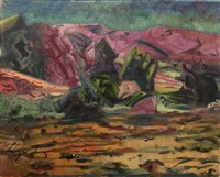 landscape by leopold-levy
