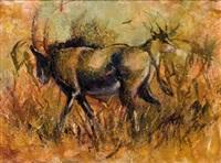 sable antelope by durant basi sihlali