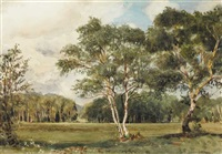 parkland (rathfarnham?) by joseph poole addey
