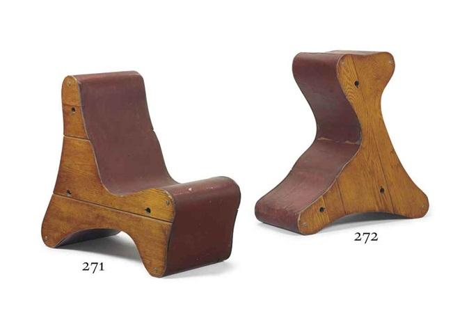 multi use chair by frederick j kiesler