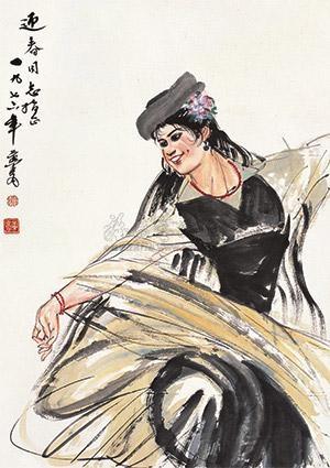 歌舞 by huang zhou