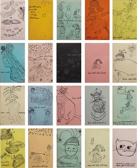 holy cats by andy warhol's mother book by andy warhol