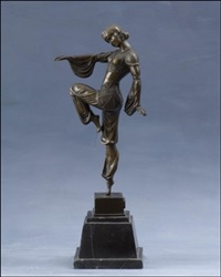 balettitanssijatar by a. leonard