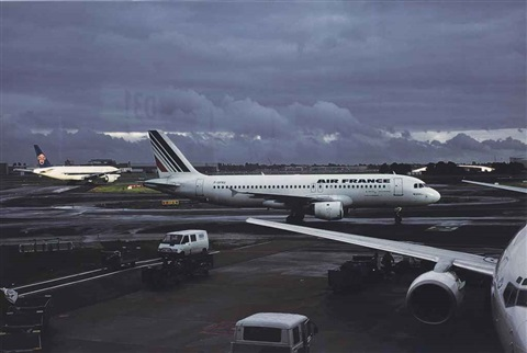 untitled amsterdam air france by peter fischli and david weiss