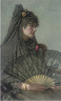 spanish lady by henry sykes