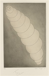 the puritan (3 works) by louise bourgeois