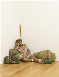 traveller by duane hanson