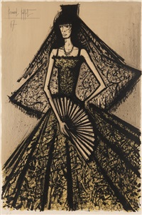 carmen by bernard buffet