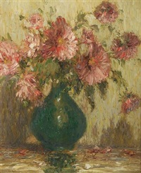 the last chrysanthemums by gustave weigand