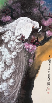 flowers and birds by ma junyou