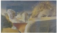 in the train by semyon faibisovich