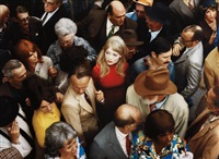 crowd #2 (emma) by alex prager