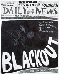 blackout (7 july 1999) by aleksandra mir