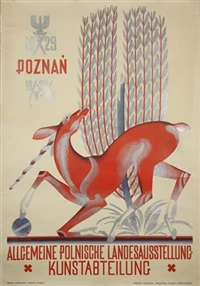 poznan by posters: decorative