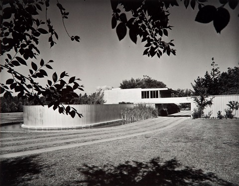 richard neutra von sternberg house 1936 northridge california by julius shulman