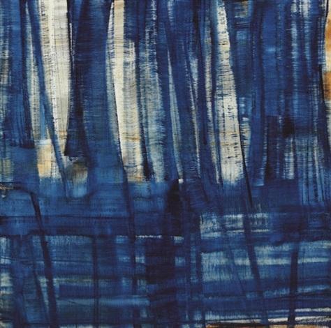 blue square 2 by ricardo mazal