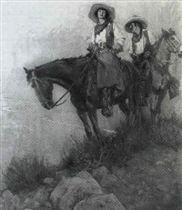 the rancher's daughter by frederic a. anderson
