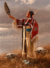 prayer for their vanishing herds by ray swanson