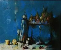 the tea pot by valery yaroslavtsev