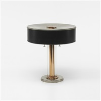 table lamp by kurt versen