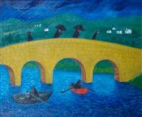 reims aqueduct by antonio rivera