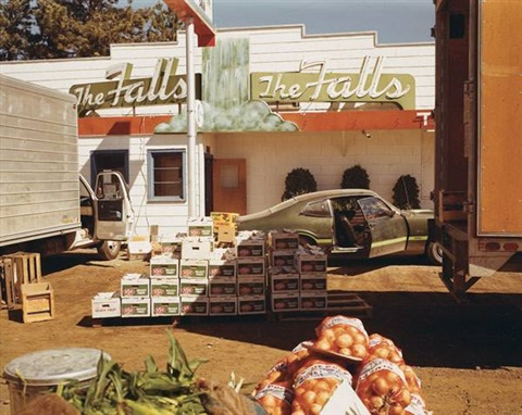 twelve photographs portfolio of 12 by stephen shore